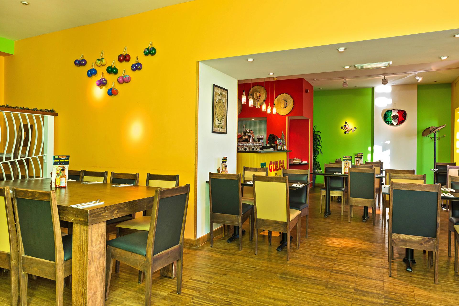 El Guaca - Maldon Restaurant